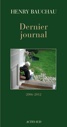 """Résultat de recherche d'images pour """"dernier journal henry bauchau"""""""