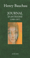 Journal d'Antigone 1989-1997