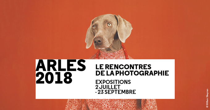 arles photographie 2018