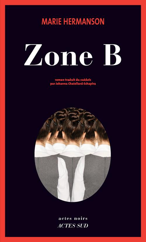 Zone B - Marie Hermanson 2016