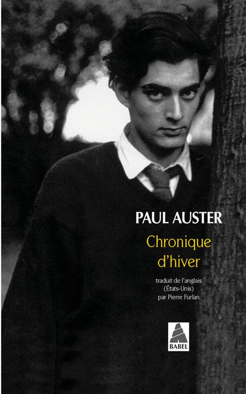 Chronique d'hiver (Babel) Paul Auster
