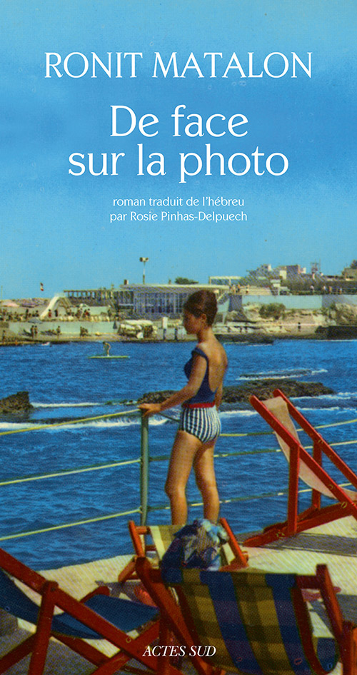 De face sur la photo (EPUB)