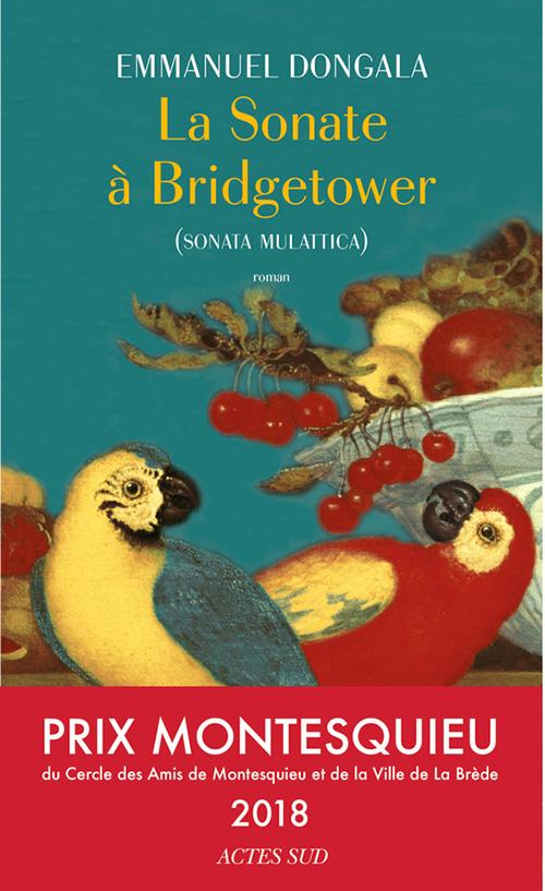 La Sonate à Bridgetower - Emmanuel Dongala