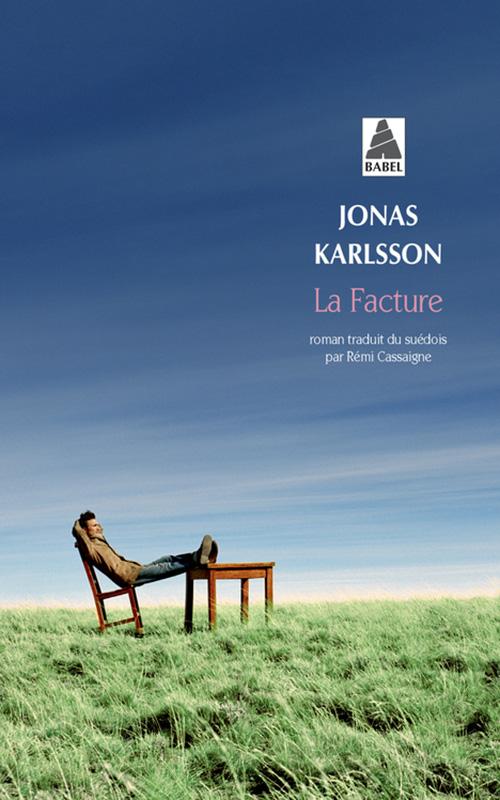 """Résultat de recherche d'images pour """"LA FACTURE de JONAS KARLSSON babel"""""""