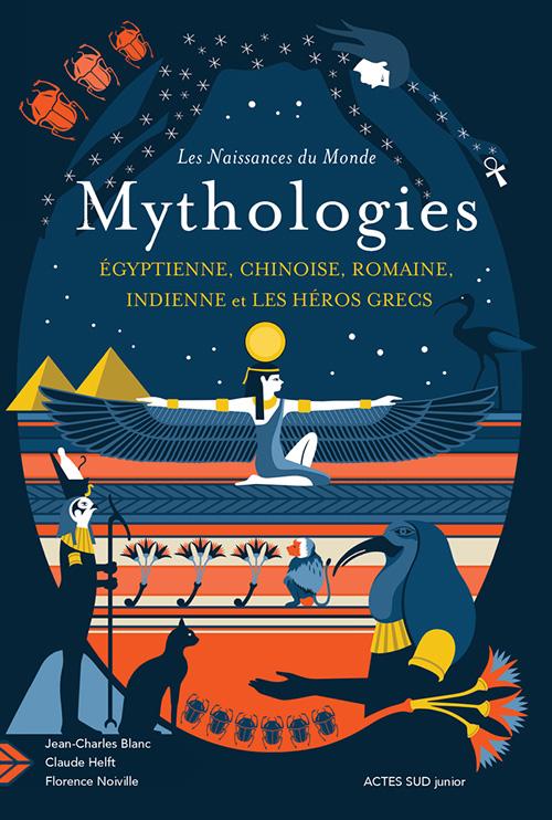 Les Naissances Du Monde Mythologies Chinoise Indienne
