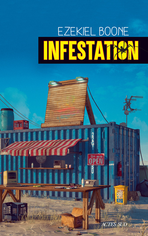 Infestation (EPUB)