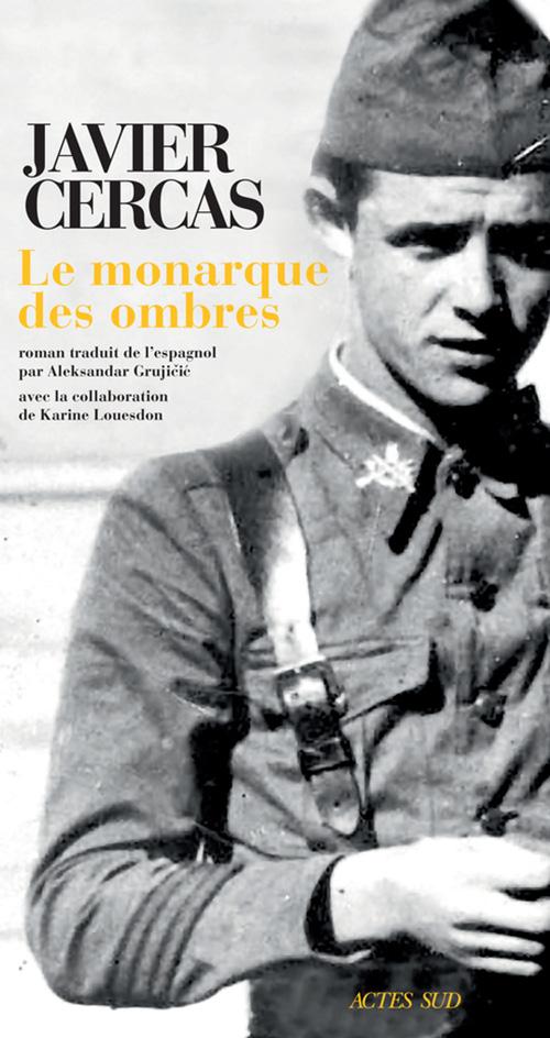"""Résultat de recherche d'images pour """"le monarque des ombres actes sud"""""""