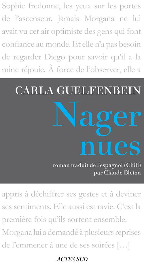 Nager nues (EPUB)