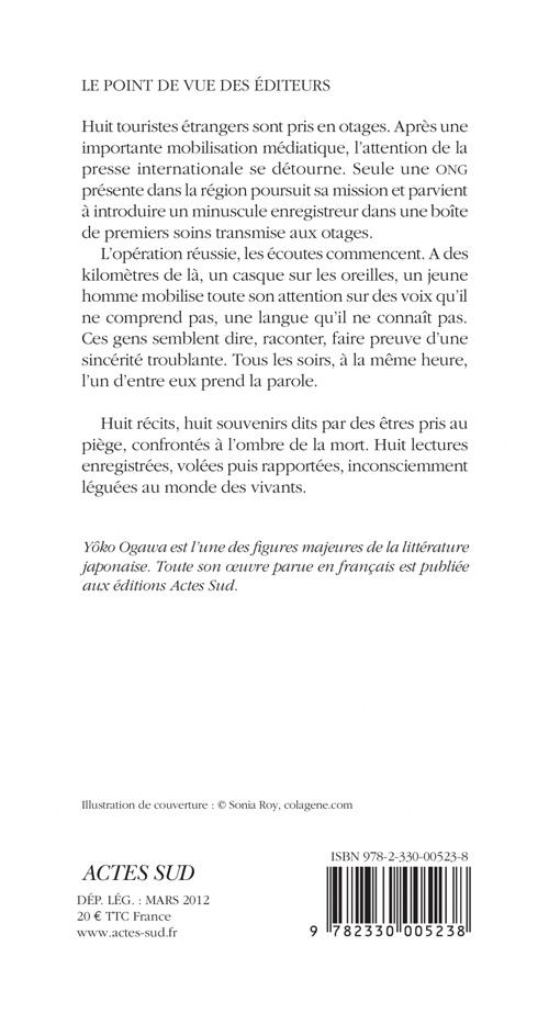 Otage (Littérature Française) (French Edition)