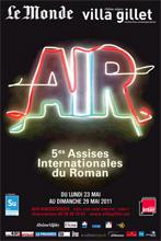 5e Assises Internationales du Roman du 23 au 29 mai à Lyon (69) dans Colloques, conférences, assises, forums, congrès, symp villa_gillet_assises