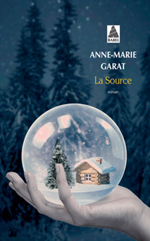 Anne-marie GARAT - La Source (Babel)